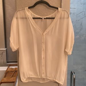 Joie Silk blouse. Size S